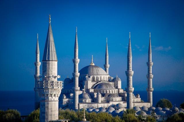 Mosquée Bleue2
