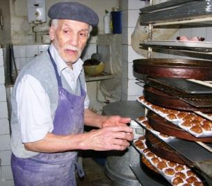 El Hadj Ali pâtissier