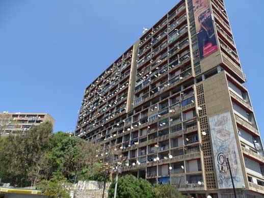 Immeuble Alger