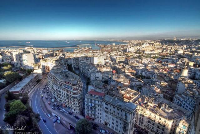 Vue Alger