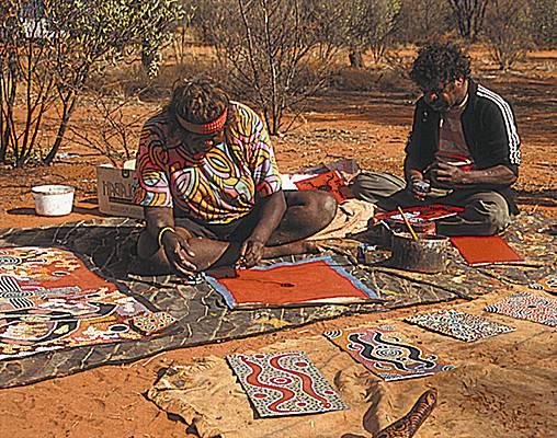Aborigènes Australie