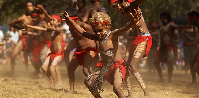 Danse Aborigène