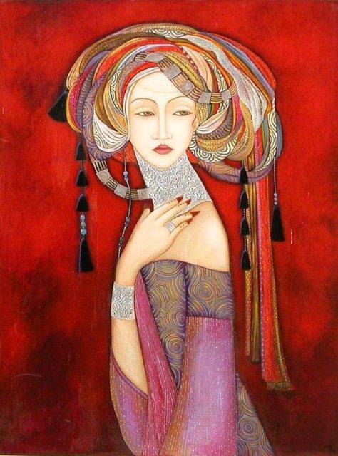 Faiza Maghni - Tutt'Art@ (2)