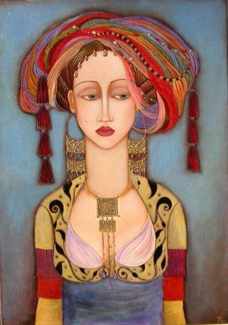Faiza Maghni - Tutt'Art@