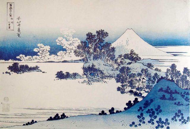 36 vues du Mont Fuji