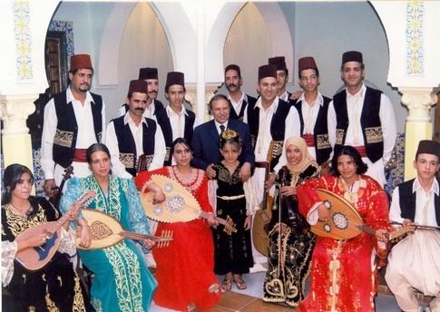 Association ziriya andaloussia