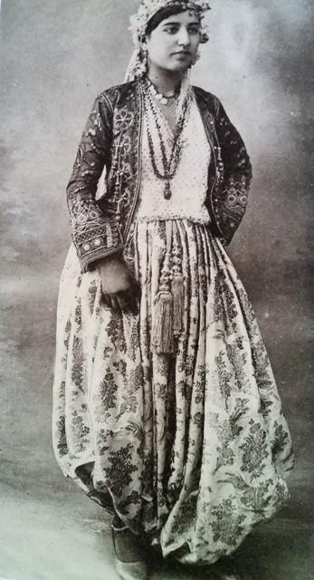 La ghlila djabadouli à l'origine des vestes à manches longues du début du xxe siècle (2)