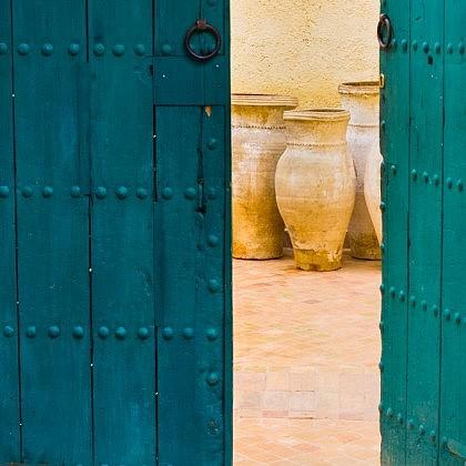 medina-door-jars-Julien Dorol