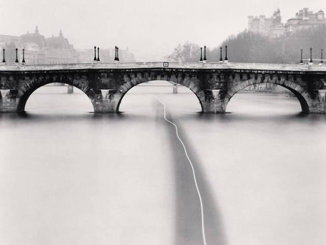 Michael Kenna, 'Passing Barge', Paris, France, 1988 Time out Paris