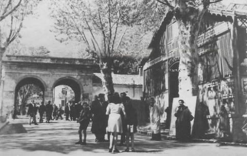 Miliana portes du Zaccar
