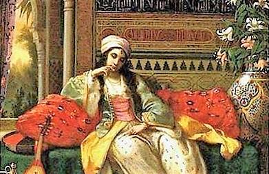 Musicienne Algérie