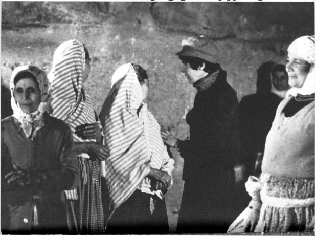 Nouba des femmes au Mont Chenoua
