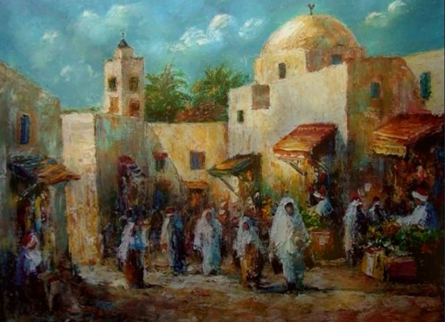 souk-Tunisien-Nasreddine El Assaly