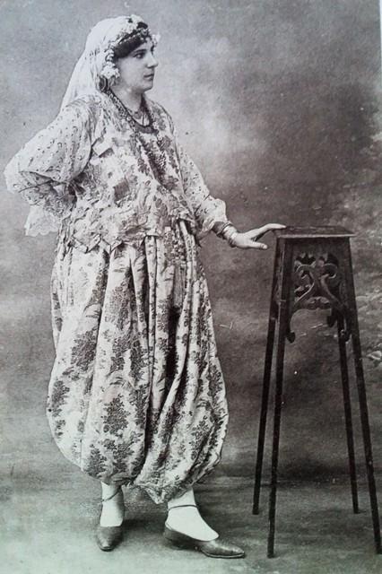 Une tunique et serouel portés au quotidien