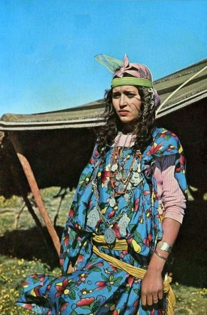 Woman from the north of Tunisia Publisher Carthage Pinterest