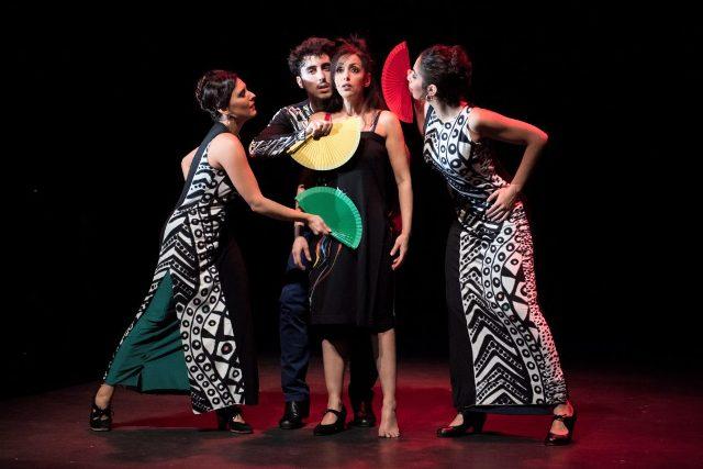 àMiró,  Tanzcompagnie Flamencos en route