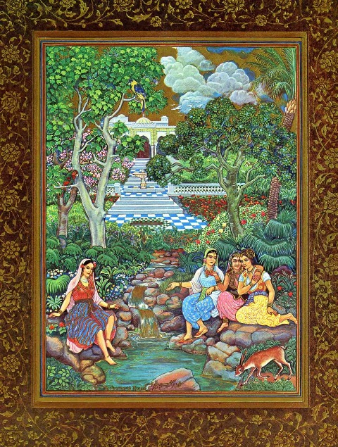 1-Le Paradis Mohamed Racim 1896-1974