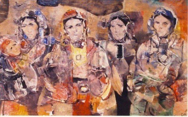 3-Mhamed Issiakhem huffpost maghreb1928-1985