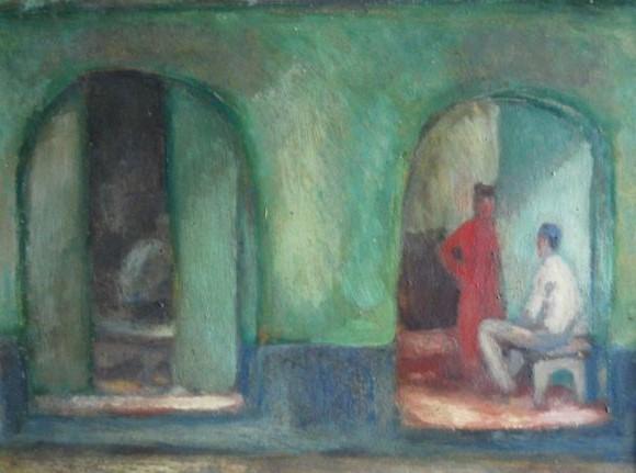 7Galliero-Sauveur-1914-1963interieur de maison mauresque ADNsolution (2)