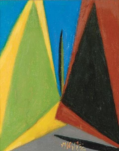 Blouin art sales index