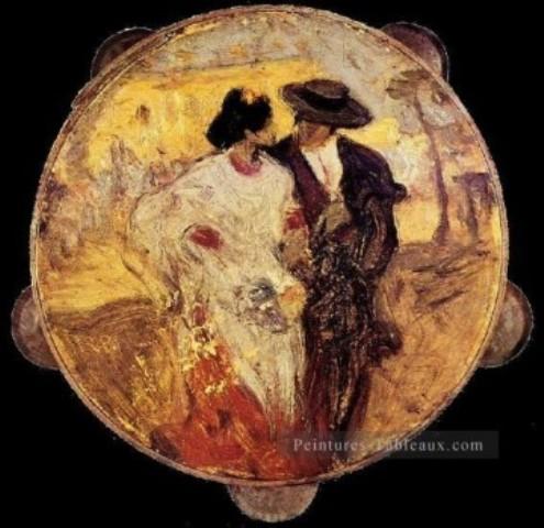 Couple-andalou-1899-Pablo-Picasso