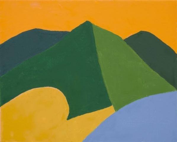 Ethel Adnan artslant.com