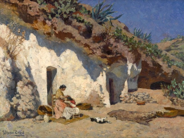 José Blanco Coris Málaga,1862-1946pintorescatalanes.blogspot.com