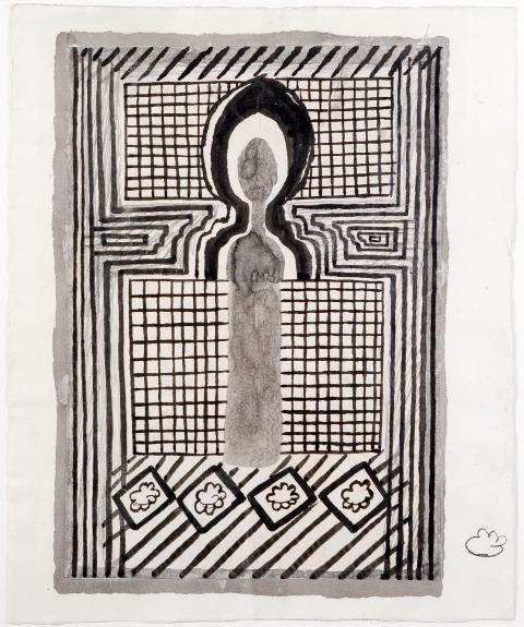 Misteriosa Alhambra Arco Árabe@Galeria Marc Domenech