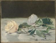 Edouard Manet Two roses MoMa