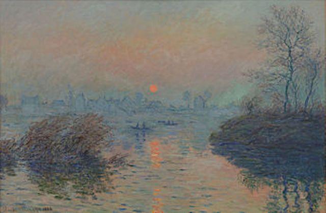 Soleil_couchant_sur_la_seine_à_Lavacourt,_effet_d'hiver_-_Claude_Monet[1]