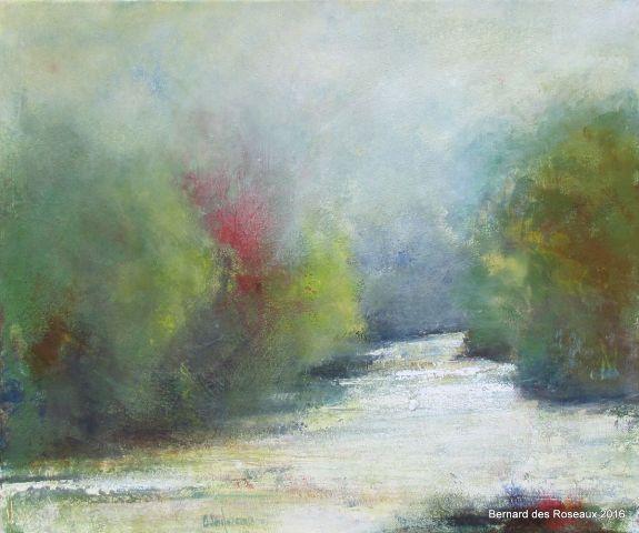 bernard des roseaux rivière art majeur