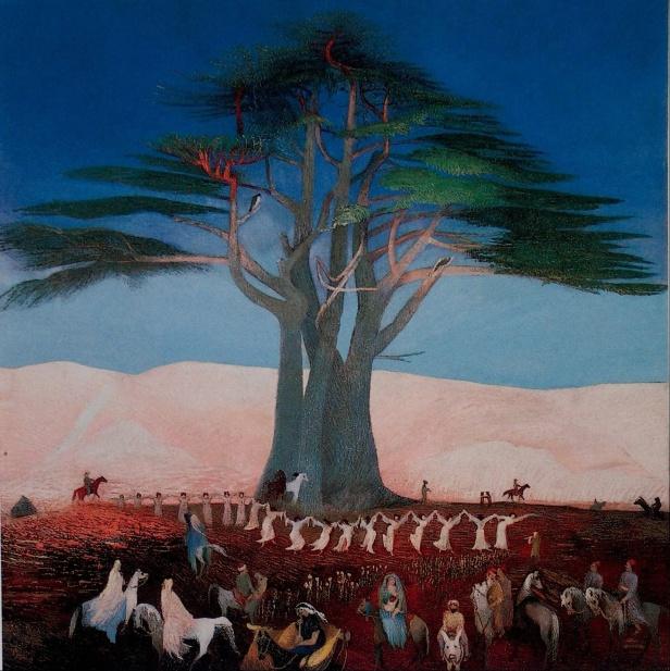 Csontváry_Kosztka,_Tivadar_-_Pilgrimage_to_the_Cedars_of_Lebanon_wikipedia