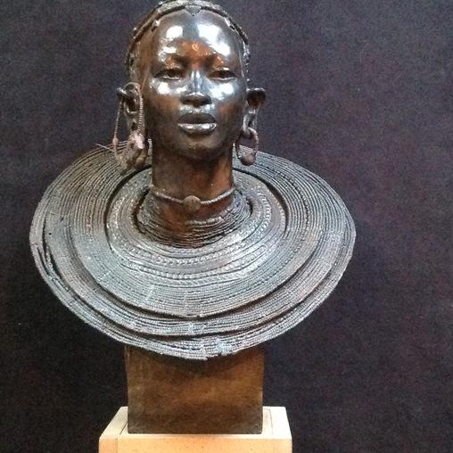 Jacques Darbaud La Congolaise artsper