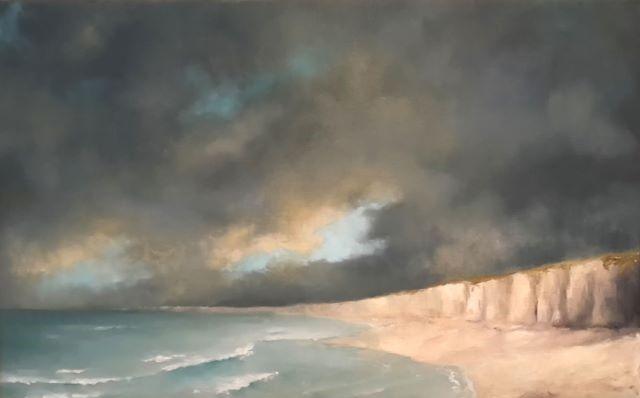 Sylvie Pioli_Derrière les nuages-Artmajeur Art Gallery2-2