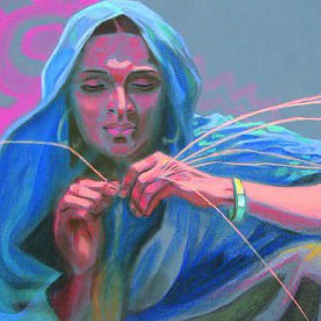 Valentina Ghanem Symphonie du désert @Behance