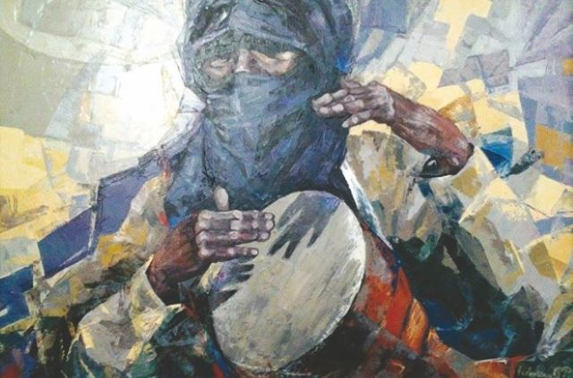 Valentina Symphonie du désert liberté algérie